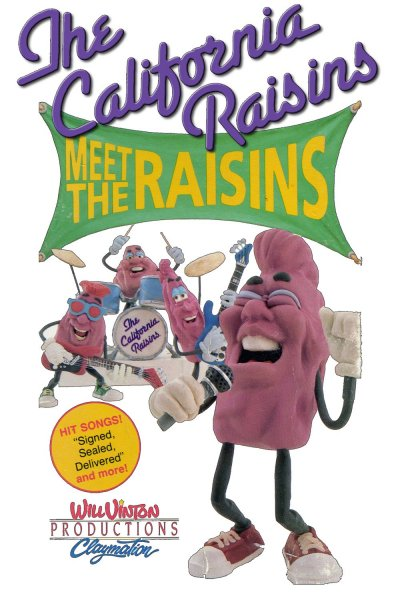Meet the Raisins!