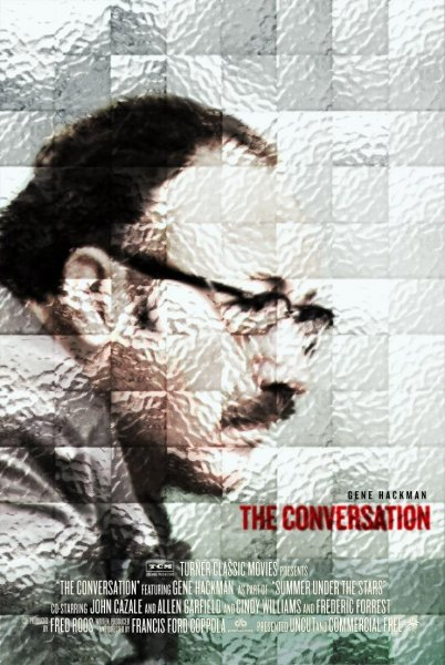 a review of francis coppolas thriller the conversation Home about  executive board  francis ford coppola francis twice winning the palme d'or (the conversation a thriller about wiretapping and.
