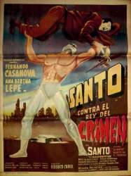 Santo vs. the King of Crime