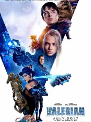 Valerian and the City of a Thousand Planets