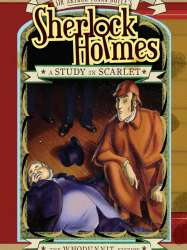 Sherlock Holmes and a Study in Scarlet