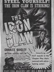 The Iron Claw (1941 serial)