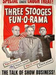 Three Stooges Fun-O-Rama